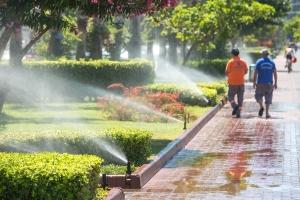 Conroe sprinkler repair